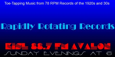 Rapidly Rotating Records Logo